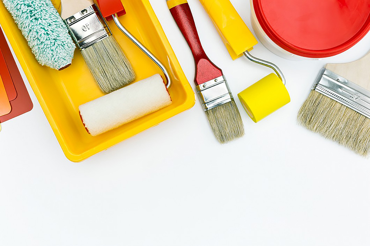 planning ahead and preparing to paint your interior Leicester home