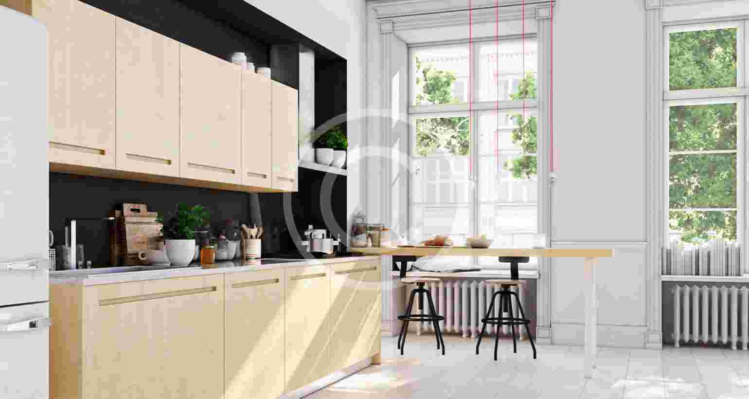 Mixing & Matching – Unconventional Paint Colour Ideas