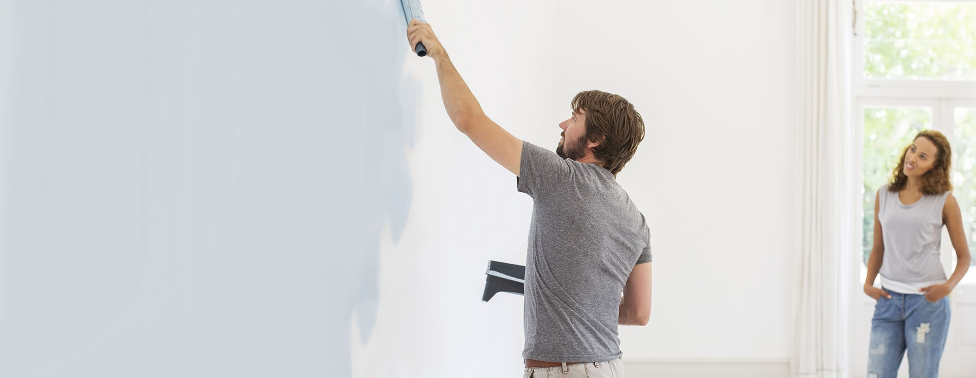 mark rogers decorating domestic painting and decorating in Leicester