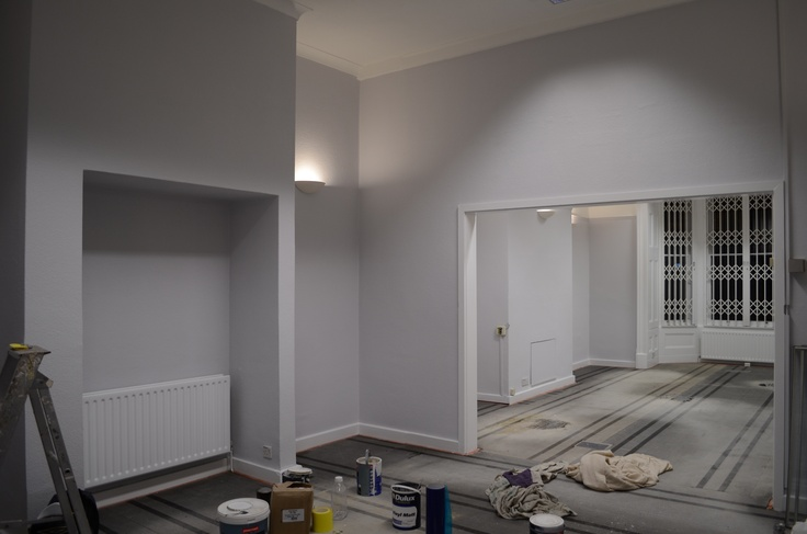 Mark Rogers Decorating - commercial painting and decorating Leicester